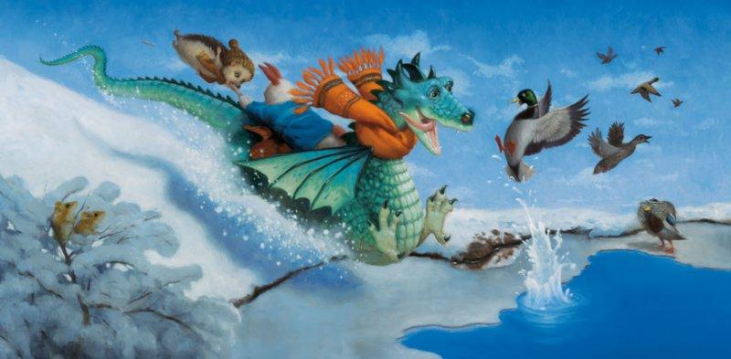 A-DragonMovesIn.snow
